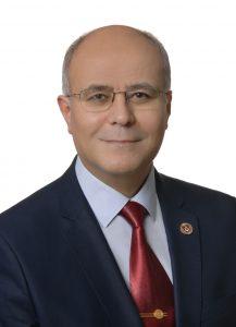 Av. Fazıl GÜRLER<br>Genel Başkan Yardımcısı<br>(Teşkilat)
