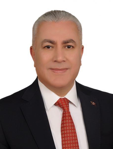 Mustafa KOCAEREN<br>Genel Başkan Yardımcısı<br>(İktisadi Teşekküller)