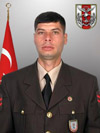 Afrin Şehidi Piyade Uzman Çavuş Ali Gümüş