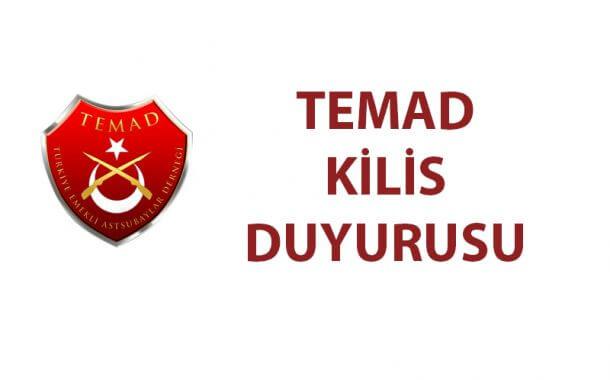 TEMAD KİLİS DUYURUSU