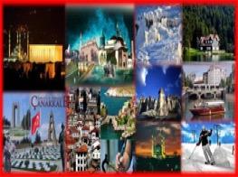 Afyon, Çanakkale ve Dalyan Tur Duyurusu