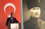 TEMAD'IN KIBRIS TÜRK MÜCAHİTLER DERNEĞİ ZİYARETİ.