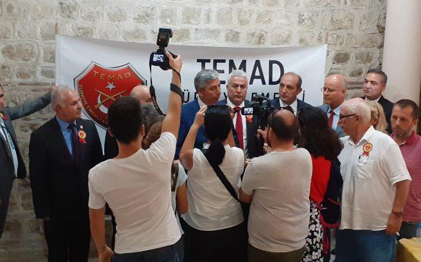 TEMAD ŞUBELERİ EDİRNE BÖLGESEL TOPLANTISI