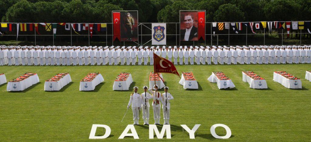 DENİZ ASTSUBAY OKULLARI'NIN 129'NCU KURULUŞ YIL DÖNÜMÜ KUTLU OLSUN