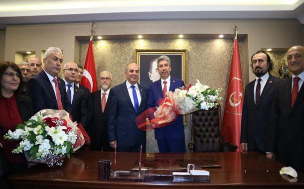 TEMAD Genel Başkanlığı Devir Teslim Töreni