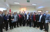 TEMAD Keçiören İlçe Başkanlığı Genel Merkezimizi Ziyaret Ettiler