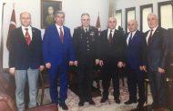 Kara Kuvvetleri Kurmay Başkanı Korgeneral Metin GÜRAK'ı TEMAD Yönetim Kurulu olarak ziyaret ettik