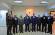 Milli Savunma Bakanı Askeri Danışmanı Sn. KARAUZ'dan Hayırlı Olsun Ziyareti