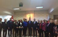 TEMAD Odunpazarı İlçe Başkanı Mehmet Ali Börekçi ve beraberindeki heyet Genel Merkezimizi ziyaret ettiler
