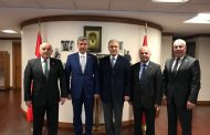 OYAK Yönetim Kurulu Başkanı E. Tümgeneral Mehmet TAŞ'ı TEMAD Yönetim Kurulu olarak ziyaret ettik
