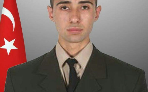 Afrin Şehidi Piyade Uzman Çavuş Mehmet Muratdağı