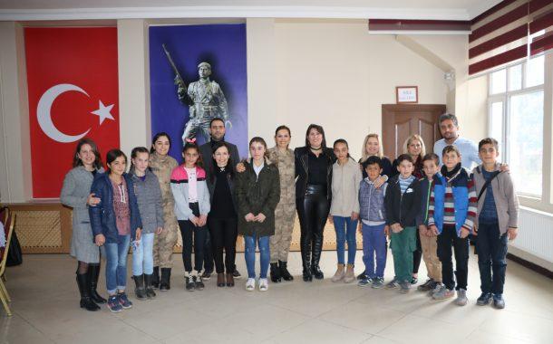 Türkiye Emekli Astsubaylar derneğinden eğitime destek.