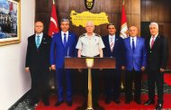 TEMAD EGE ORDU KOMUTANINI ZİYARET ETTİ