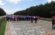 TEMAD Emekliler Günü Kutlama Törenine Katıldı.