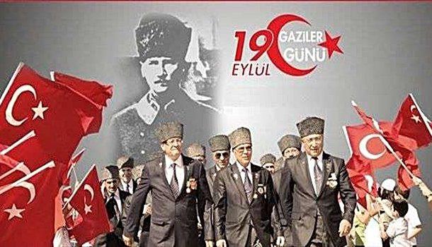 TEMAD GENEL BAŞKANI' NIN 19 EYLÜL GAZİLER GÜNÜ MESAJI.