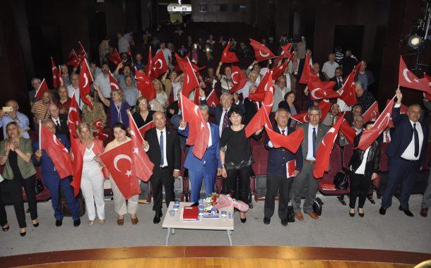 TEMAD ŞUBELERİ İSTANBUL BÖLGE TOPLANTISI