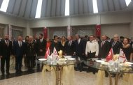 KKTC SİLAHLI KUVVETLERİ GÜNÜ RESEPSİYONU (01.08.2019)